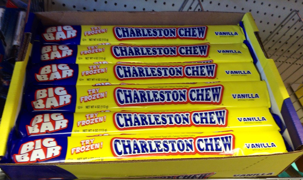 Charleston Chew  Charleston Chew Giant King Size Bar in