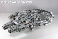 "Custom LEGO Star Wars: Millennium Falcon | ""She may not ..."