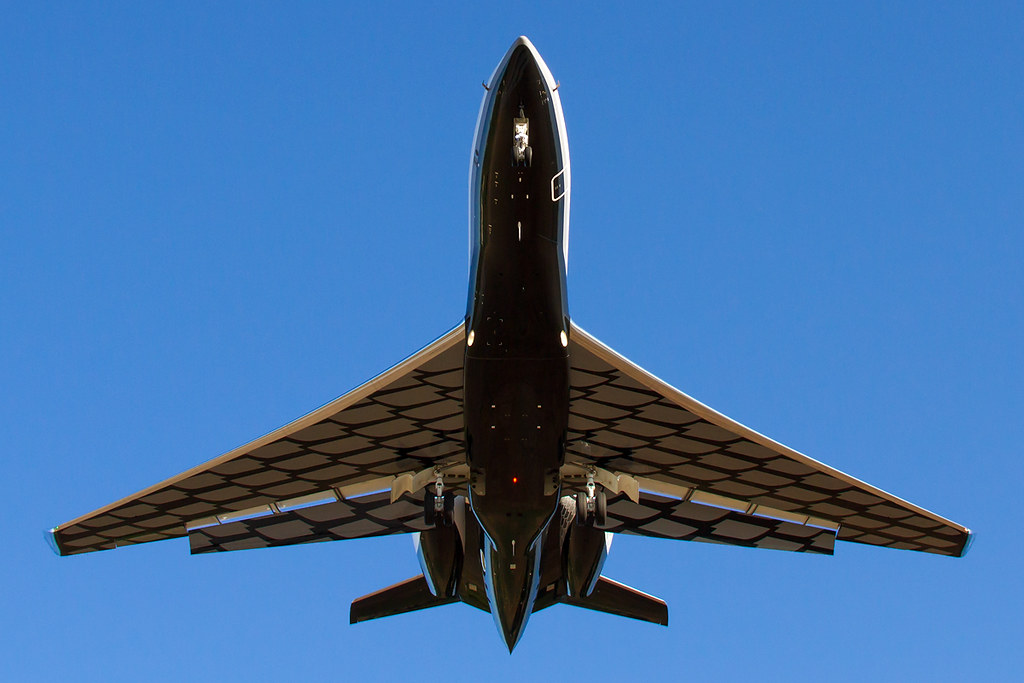 N1KE  Gulfstream G650  Russell Hill  Flickr