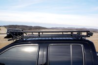 Frontier Roof Rack Profile