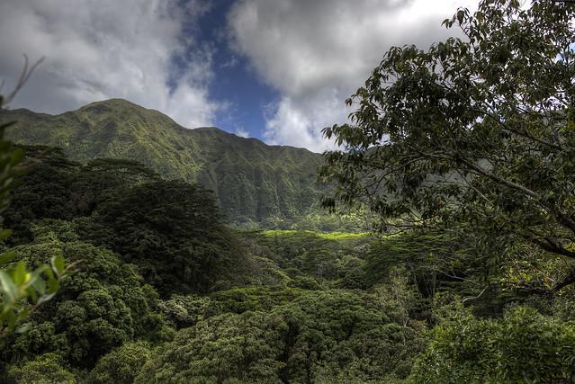 Koolau Range Oahu HI  Flickr  Photo Sharing