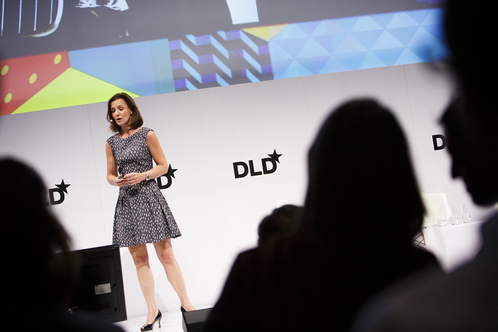 DLDsummer 2016  Day 1  Hildegard Wortmann BMW Group