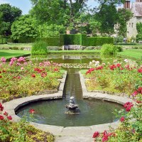 Water in English Gardens (30 of 33) | Water Features at Ba ...