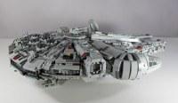 Custom LEGO Star Wars: Millennium Falcon (3) | Just a side ...