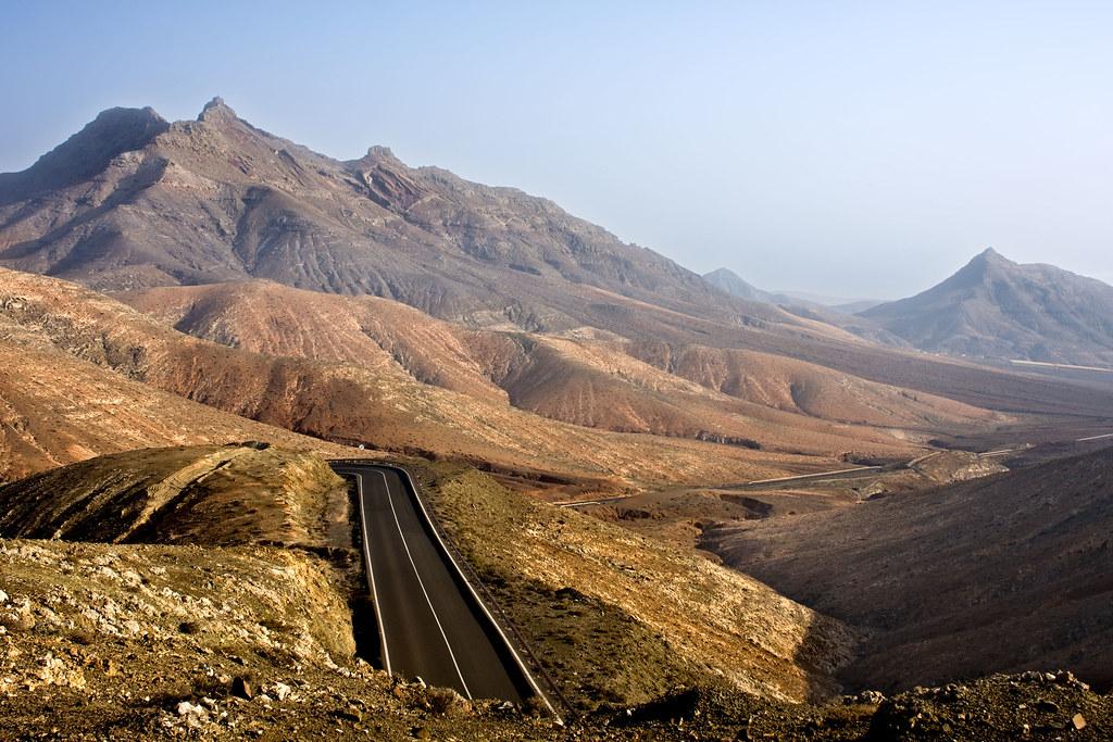 Mirador De La Pared Fuerteventura Existen Varios