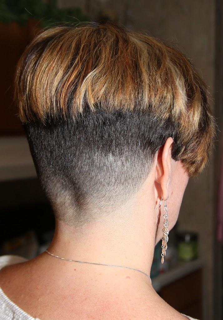 Haircut 112913 009  Melissa tried a new barbershop