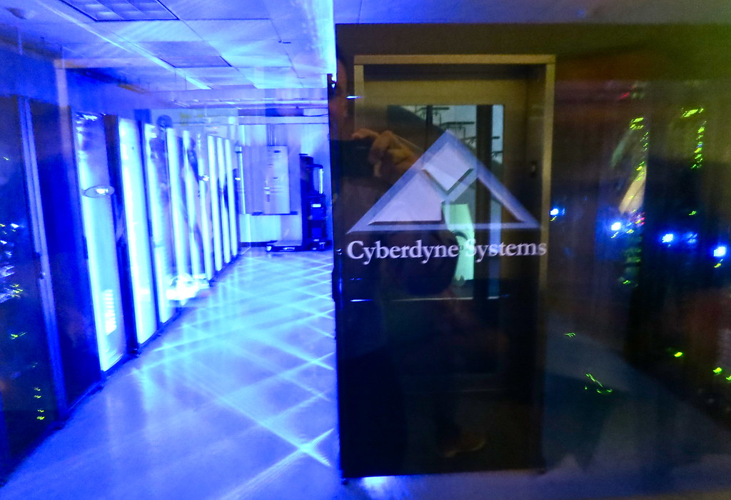 Cyberdyne Systems Best Data Center Ever Steve