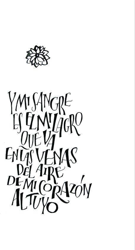 Textos extrados de las cartas de Frida Kahlo a Diego Rive