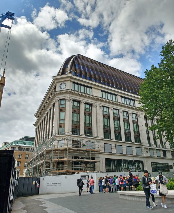 Lsq London Redevelopment Of 48 Leicester Square London. 0