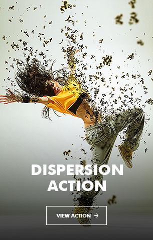 Ink Spray Photoshop Action V.1 - 62