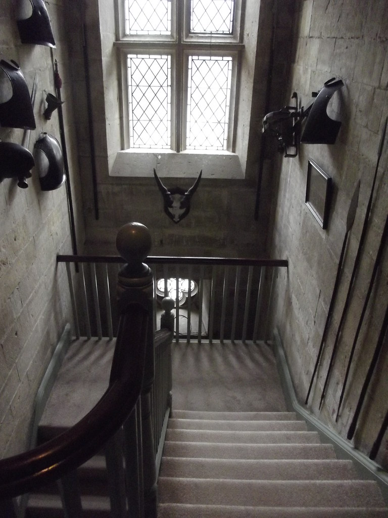 Sudeley Castle  Gardens  The Castle  The Haunted Stairc  Flickr