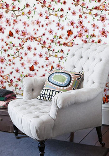 Decoracin de paredes decoracin de habitaciones ideas d