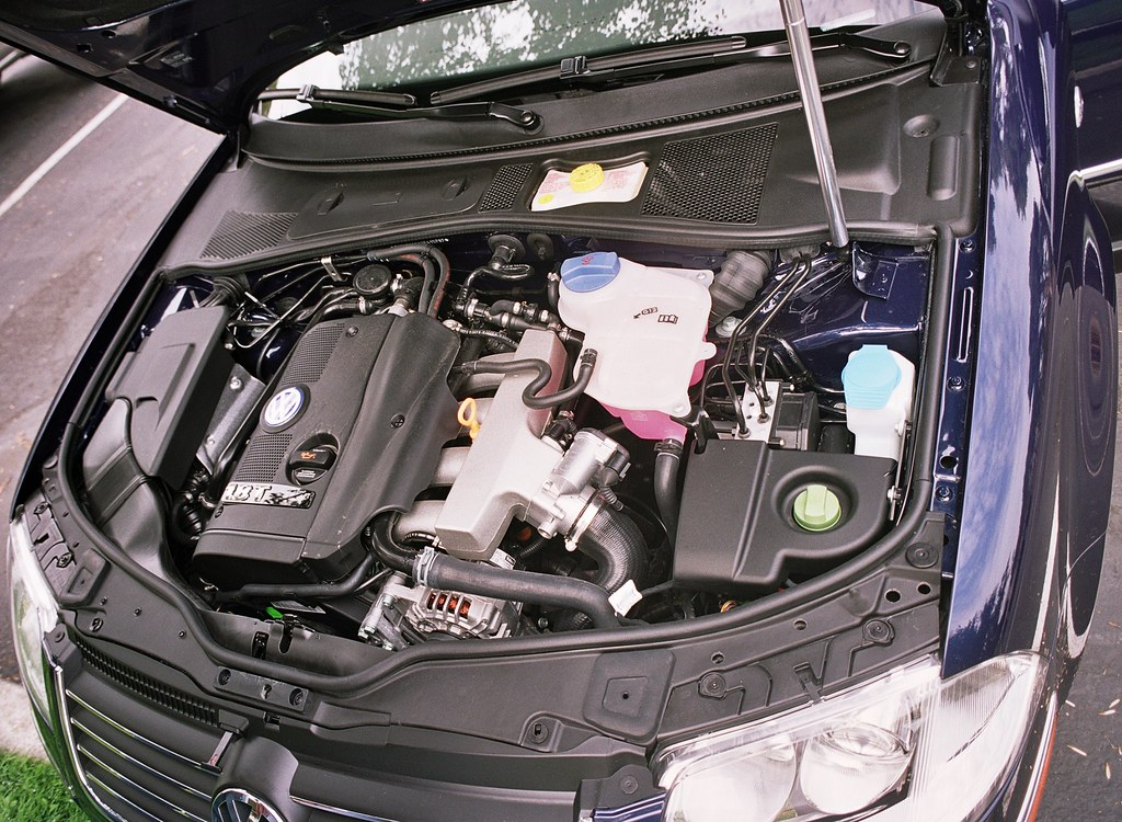 2003 audi a4 engine diagram emanage blue wiring vw passat 1.8 turbo engine, gas, fwd   mounted fore and… flickr
