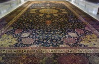 Ardabil Carpet, view down | Flickr - Photo Sharing!