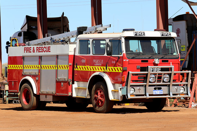 Dept Fire & Emergency Services - Karratha