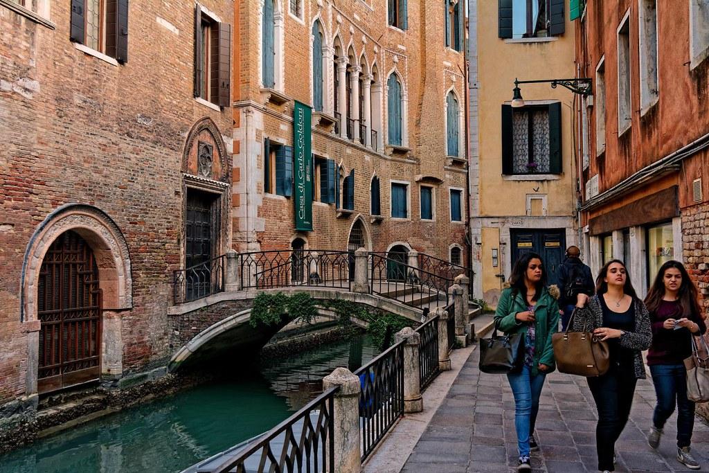 Venice  Casa Di Carlo Goldoni  Ponte San Toma  enwikiped  Flickr