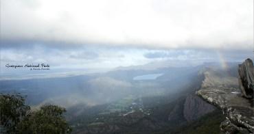 墨爾本自由行︱Grampains National Park,一日來回一千公里的旅程,只為到你身邊