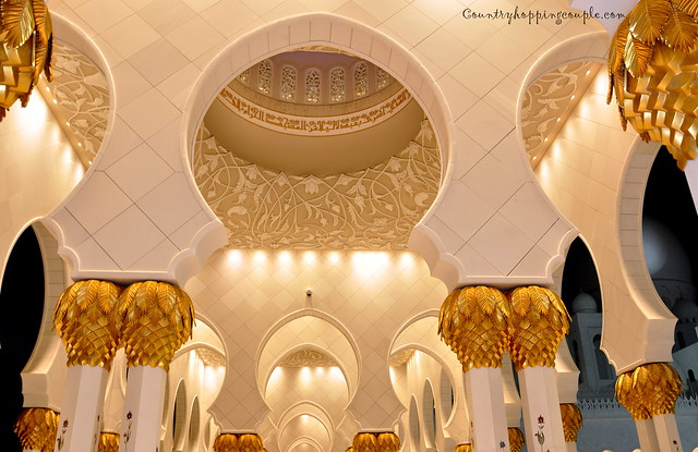 Grand Mosque Non B&W