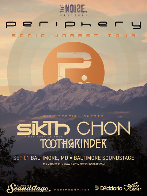 Periphery at the Baltimore Soundstage