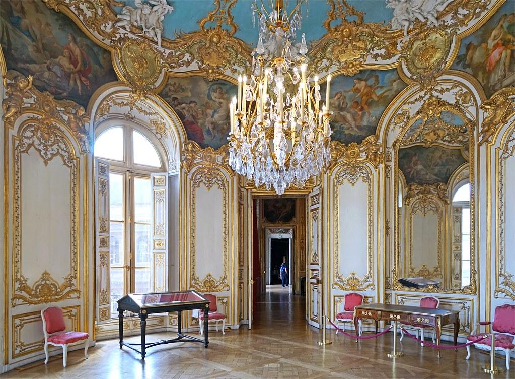 Le salon de la Princesse Htel de Soubise Paris  Flickr