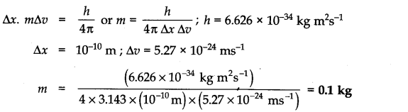 NCERT Solutions for Class 11 Chemistry Chapter 2 Structure of Atom -5