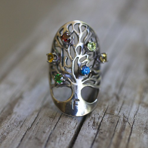 9 Awesome Birthstone Rings Jewellery Designs
