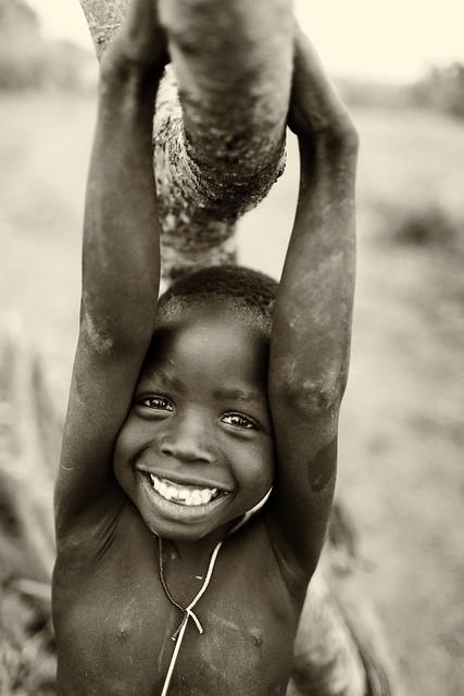 Ethiopian Tribes Happy Mursi Boy Flickr Photo Sharing