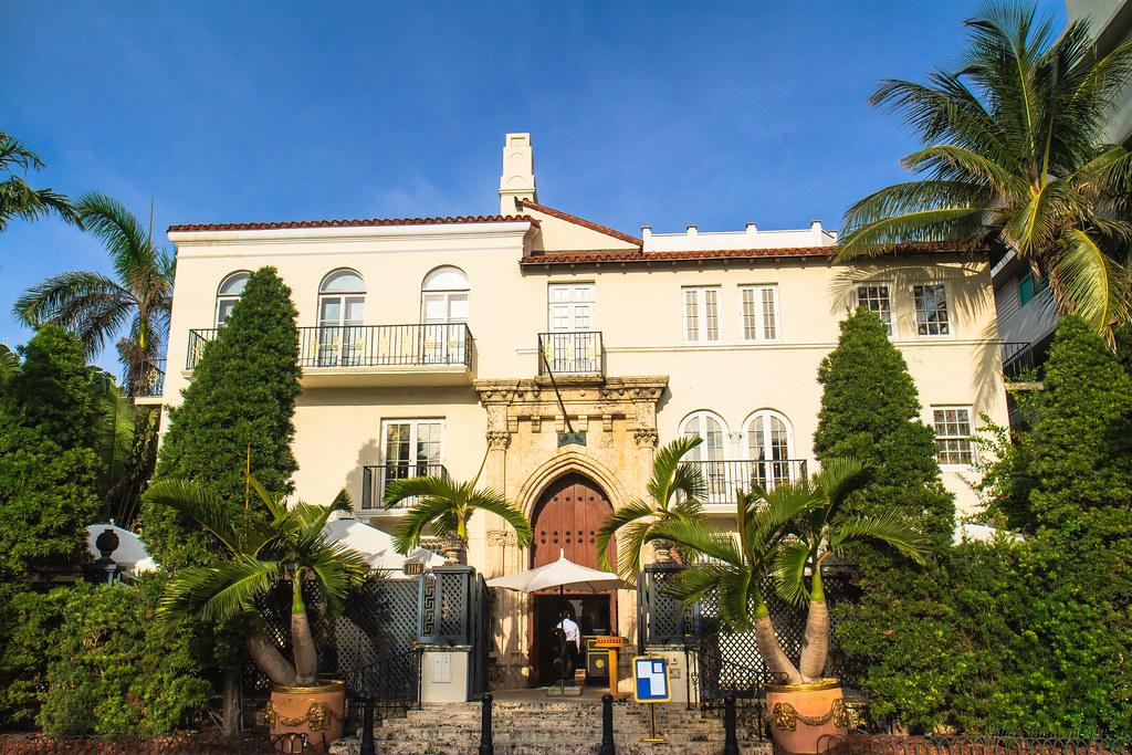 Gianni Versace mansion South Beach Miami Florida  Flickr