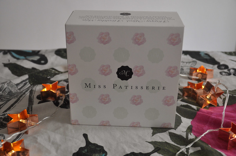 Miss Patisserie Pink and Mint Box  Review Contents