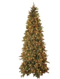 GKI Bethlehem Lighting Pre-Lit 7-1/2-Foot PE/PVC Christmas ...