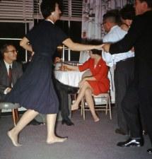 Dancing In Stockings Sundogrr