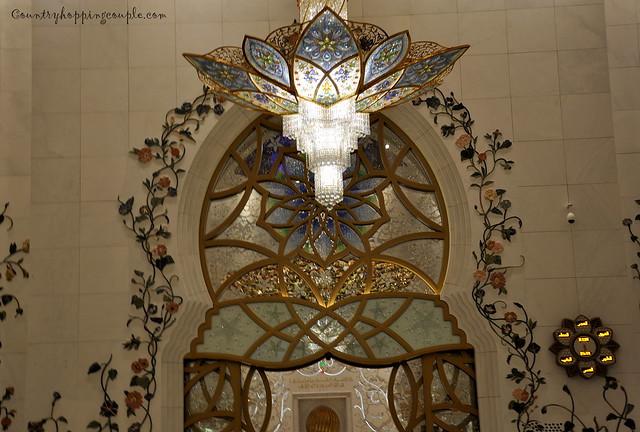 Grand Mosque Abu Dhabi 6