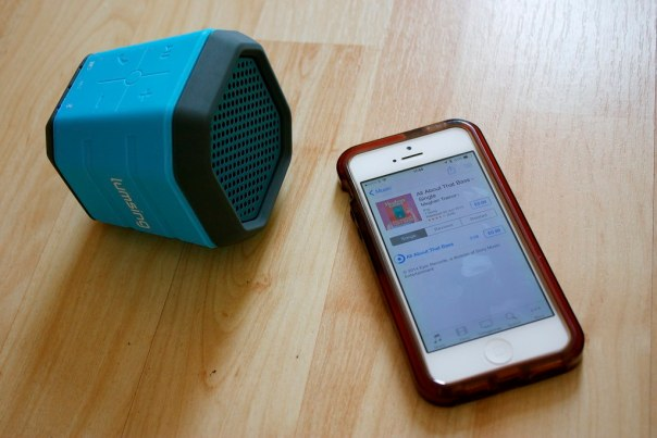 Image result for Lumsing Portable Waterproof Bluetooth Speaker flickr