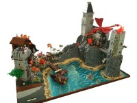 Don't Keep a Dragon In Your Dungeon (Brickvention 2015 Col ...