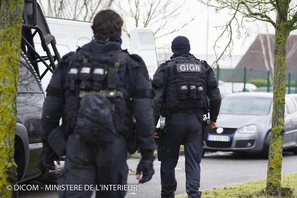 Intervention du GIGN  DammartinenGoele  Gendarmes du