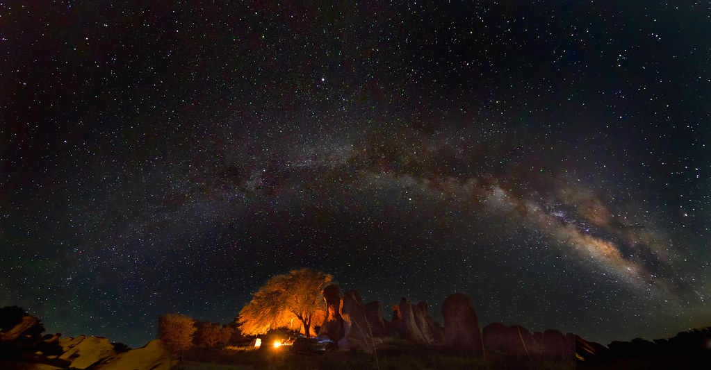 Earth 3d Wallpaper Windows Camping Out City Of Rocks State Park New Mexico John
