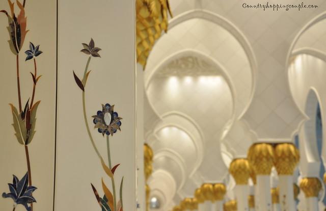 Grand Mosque Abu Dhabi 3