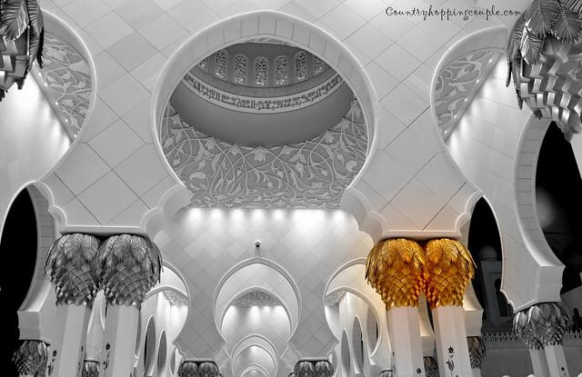 Grand Mosque B&W