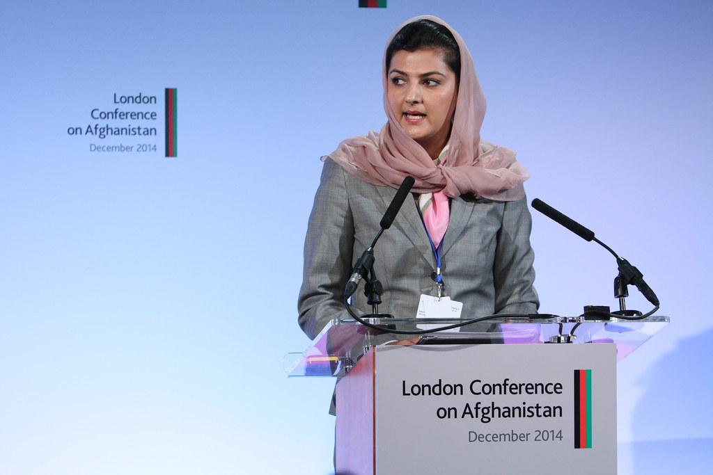Malalai Wassil CEO of Wassil Law Office  The London