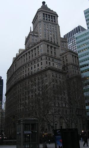 Antigua sede de la Standard Oil en Nueva York. Crédito Wikipedia