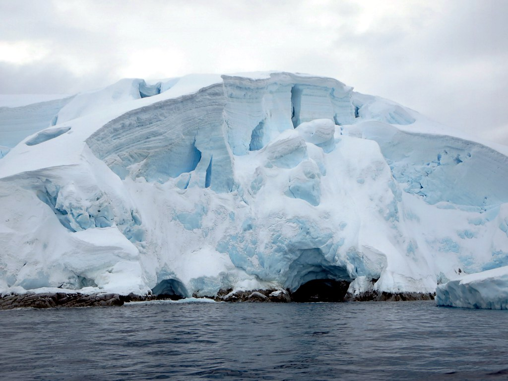 Melchoir Glaciers  Glaciers on the Melchoir Islands off