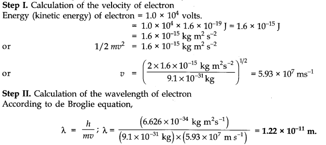 NCERT Solutions for Class 11 Chemistry Chapter 2 Structure of Atom -10