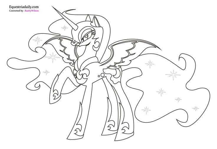 My Little Pony Equestria Girls Coloring Pages Twilight Spa