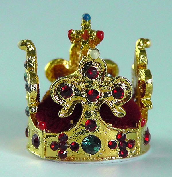 Crown Of Wenceslas Bohemia Miniature Jewels