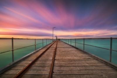 Vivonne Streaks | Vivonne Bay Jetty Kangaroo Island South ...