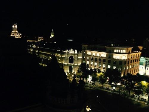 Alcalá, Madrid. Verano