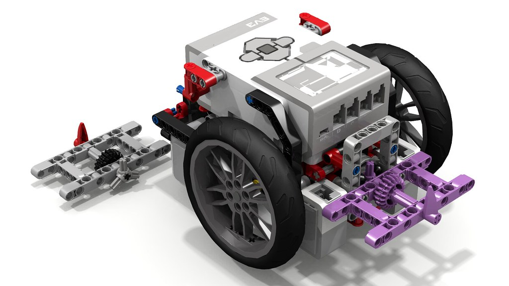 Sirius FLL Robot 2015 by Builderdude35  Sirius is a