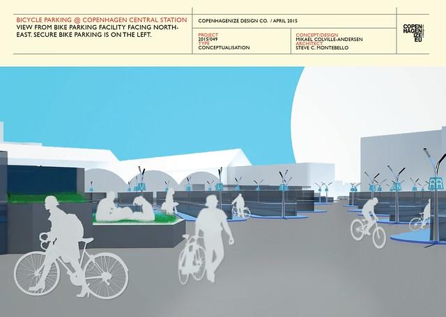 16910692289 6f4390758a z - 7550 New Bike Parking Spots at Copenhagen Central Station