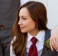 Women in tie