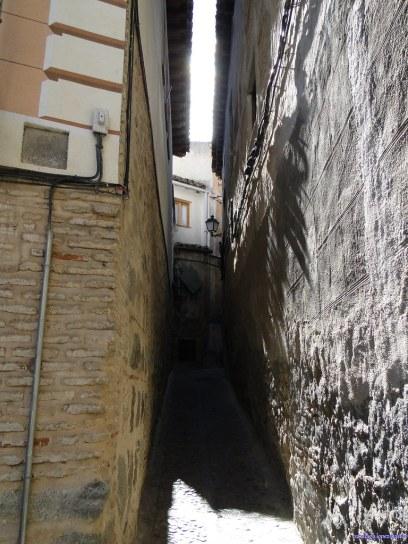 Resultado de imagen de callejon de jesus toledo